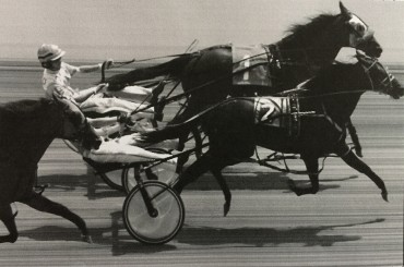 Fair Newcomer Givens Drives to Three Pacing Victories