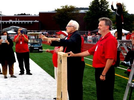 PHOTOS: Clearfield Bison Alumni Band