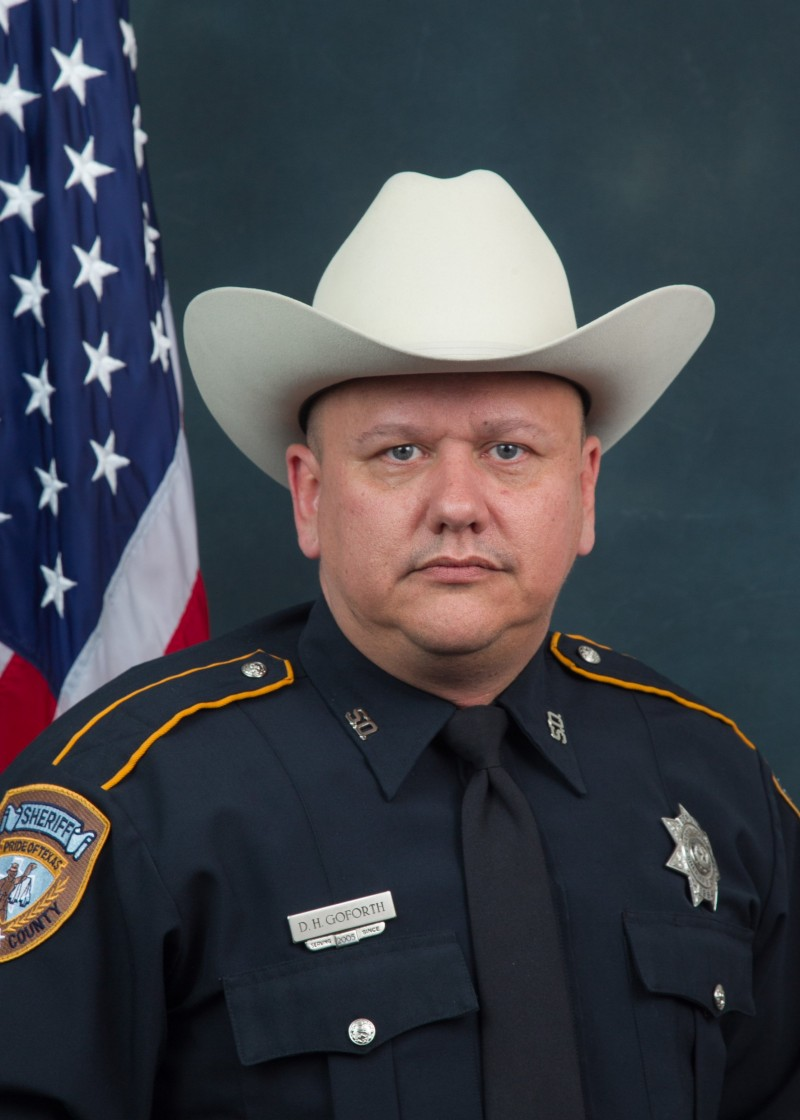 A final salute for Texas deputy sheriff shot to death at gas station