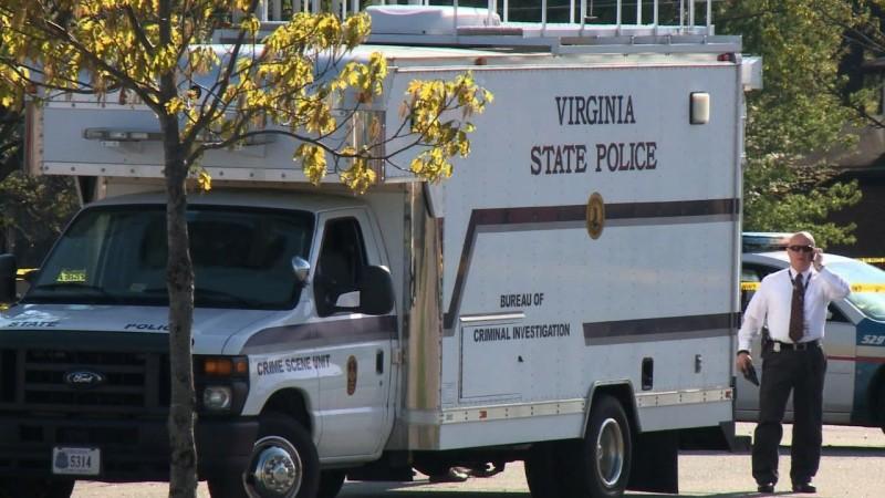 Virginia Officer Stephen Rankin indicted in teen's death at Walmart parking lot