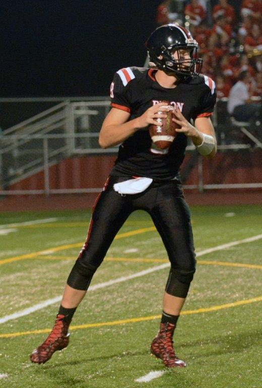 Clearfield Plays Tough, But Fort Hill Dominates to Open 2015 Season