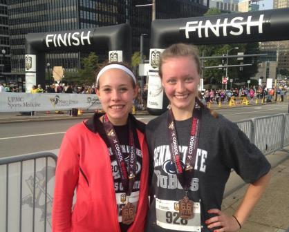 DuBois Runners Compete in Lemiex Race in Pittsburgh