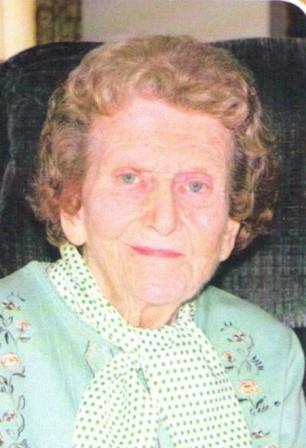Obituary Notice: Helen E. Johnston