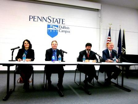 Clearfield Co. Commissioner Candidates Tackle Questions at Forum