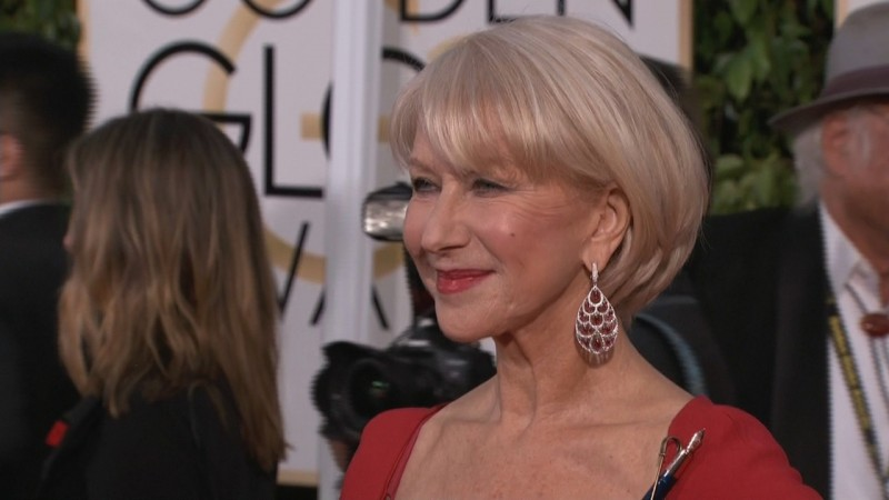 Helen Mirren says she won't do any more nude, topless scenes