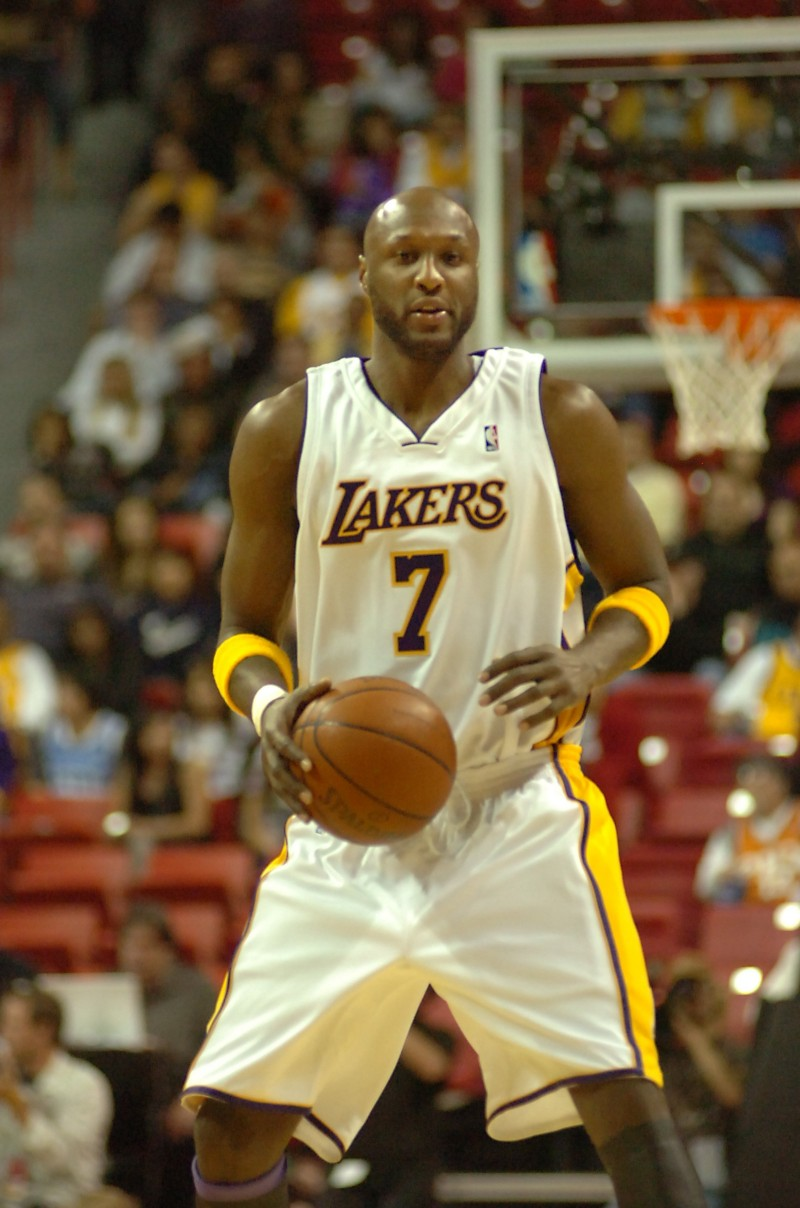 Lamar Odom is sober and full of regret