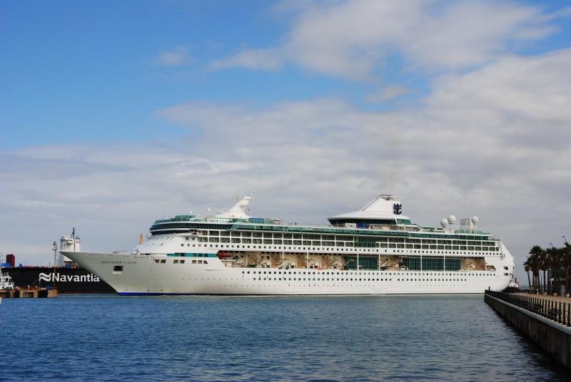 Royal Caribbean cruise ship catches fire in Mediterranean