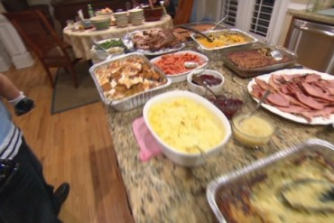 Eating healthy on Thanksgiving