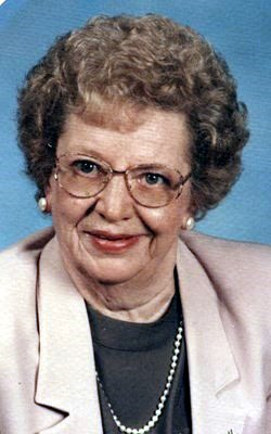 """Obituary Notice: Isabelle J. """"Jean"""" Peavy"""