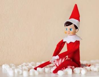 PIN INSPIRED: Where is Your Elf on the Shelf?