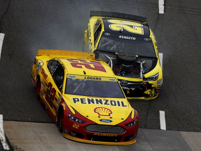 Parks Pit Report BREAKING NEWS:  NASCAR Suspends Kenseth