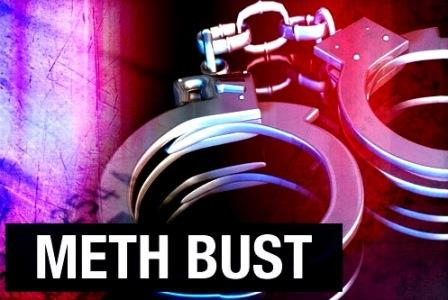 Two Men Plead Guilty to Involvement in Meth Ring