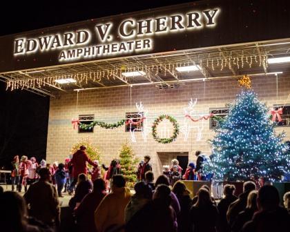 Brighten the Night Kicks of DuBois Holiday Season