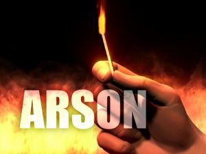 Fire at Morris Twp. Camp Ruled Arson