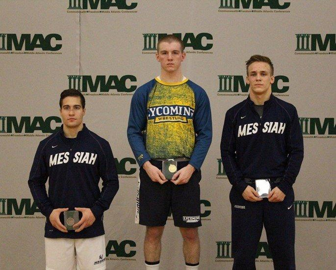 Campus Corner: Barger Adds MAC Title to Perfect Record