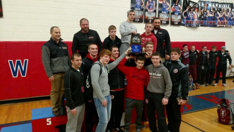 Bison Earn Ultimate Warrior Team Title; McGonigal and Odgen Gold Medalists