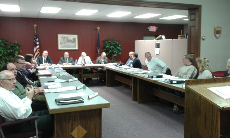Clearfield Borough/Lawrence Township meet to Continue Work on Consolidation