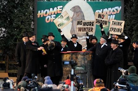 """A Groundhog Day Story"" to Premiere Feb. 2 on Animal Planet"