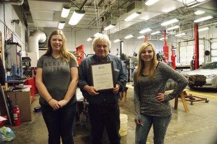 Jeff Tech Automotive Technology Program Renews National Accreditation