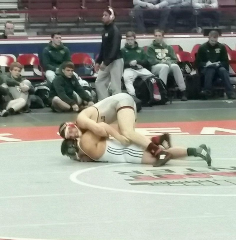 Bison Eliminated at Class AAA PIAA State Team Championship by Central Dauphin