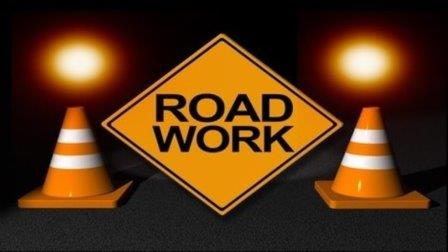 Road Work Scheduled for Next Week in DuBois