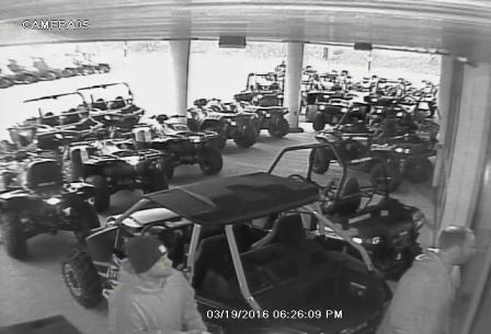 Lawrence Twp. Police Continuing Investigation into Reported ATV Theft