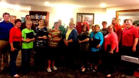 Clearfield Choral Society to Perform Concert