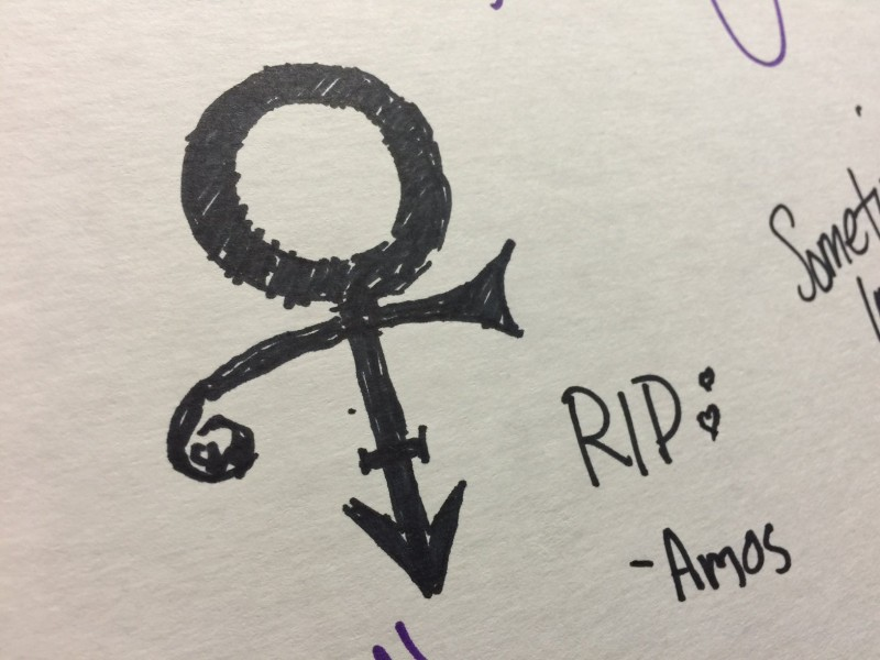 Tears, questions as fans mourn Prince