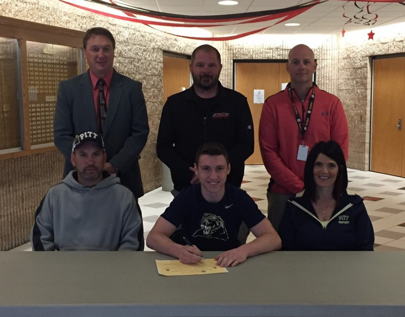 McClarren Signs with UPJ