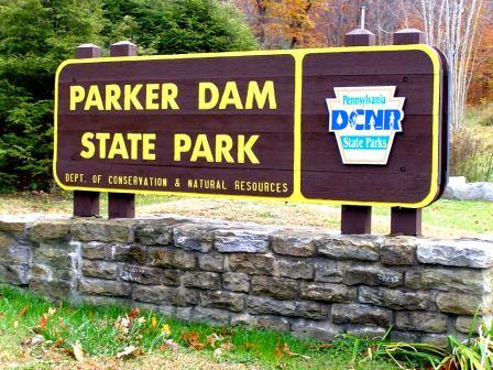 Programs Set for October at Parker Dam