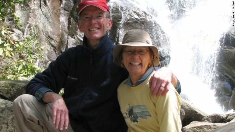 Lost hiker's message: Please call husband when my body is found