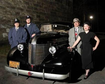CAST Presents:  The 39 Steps