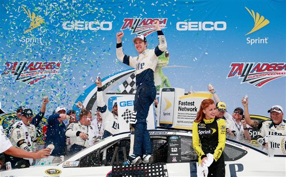 Parks Pit Report:  GEICO 500