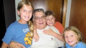 Obituary Notice: James Richard Petrunyak Sr. (Provided photo)