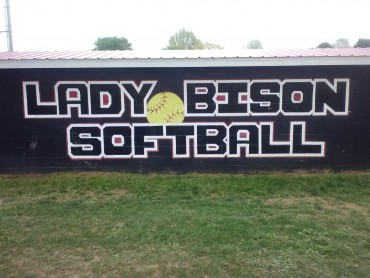Lady Bison Hold Off Lady Dutch 6-5 To Reach 9-AAA Finals