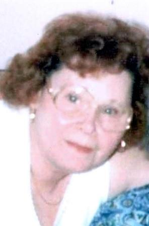 Obituary Notice:  Mary L. Redden Campbell