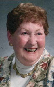 Obituary Notice: Margaret (Peggy) Elizabeth Shannon Paul