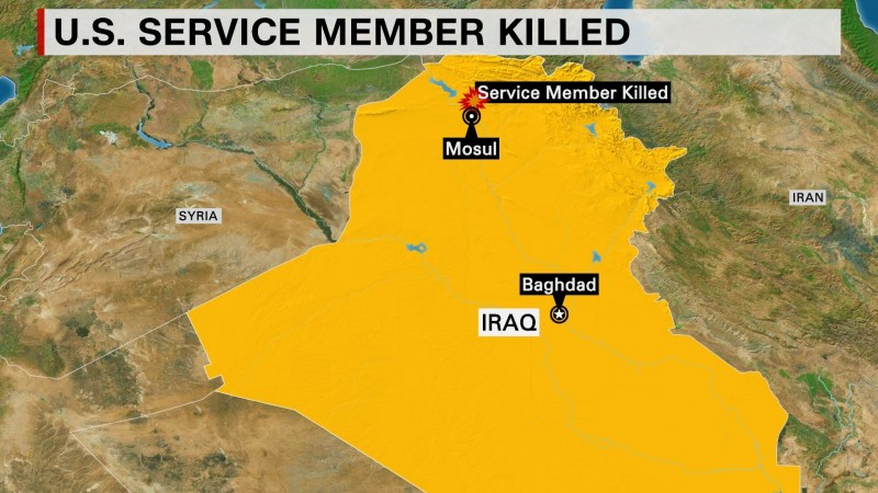 Navy SEAL Charles Keating IV killed in Iraq after ISIS breaks through Peshmerga lines