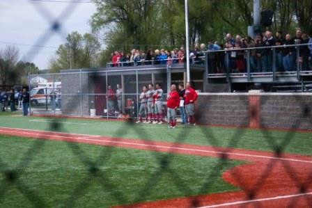 PHOTO SLIDESHOW: Official Grand Opening Held at Showers Field