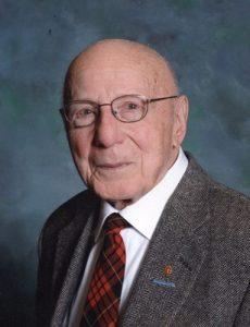 Obituary Notice: Willard F. Dominick (Provided photo)