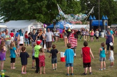 PHOTO SLIDESHOW: DuBois Community Days