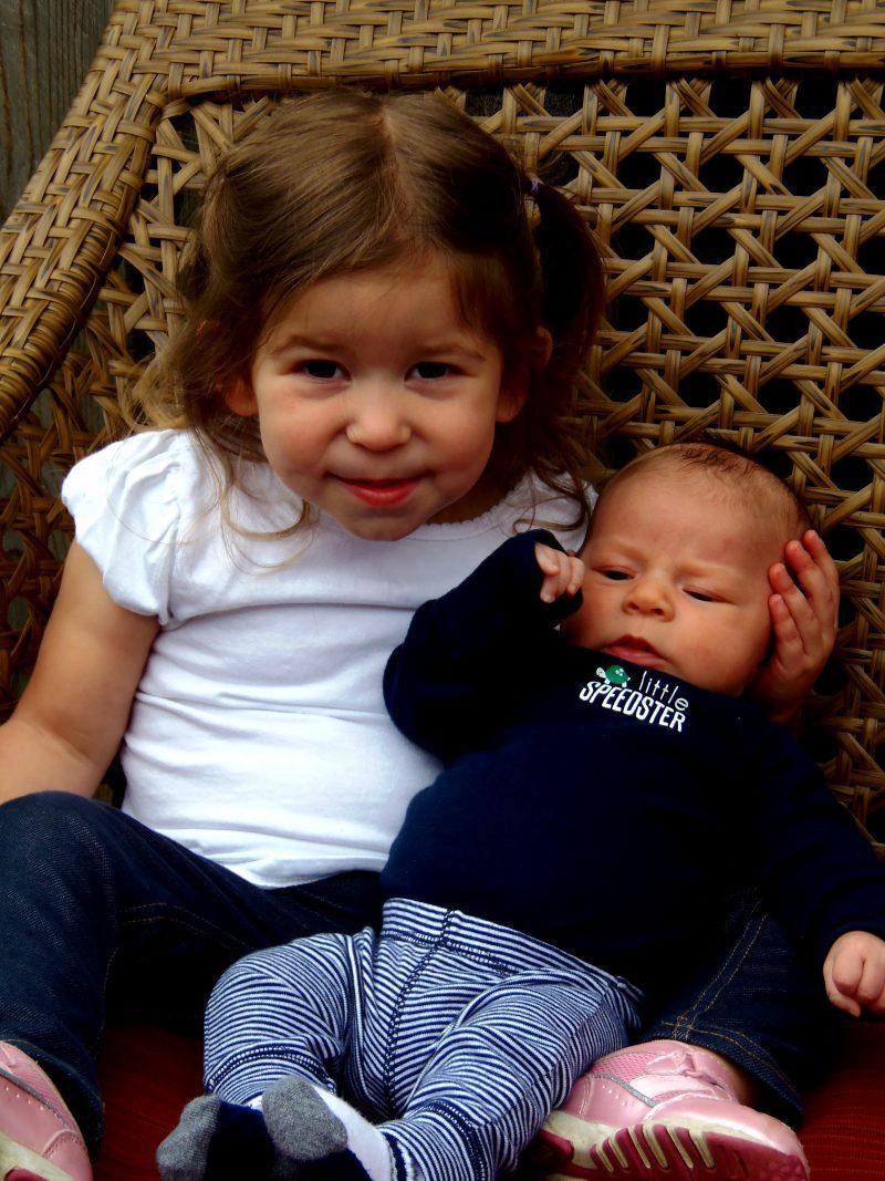 New Baby:  Cash Doyon Flisock