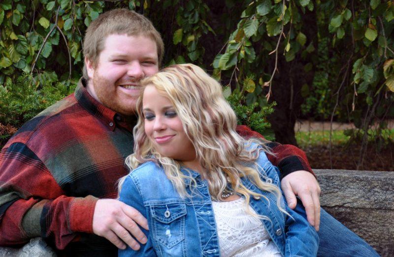 Engaged:  Michele Ashley Gates and Brandon Carl