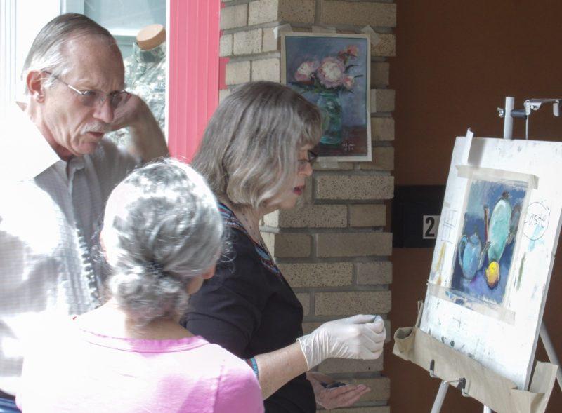 PHOTO SLIDESHOW: Art Event Showcases Talents in DuBois