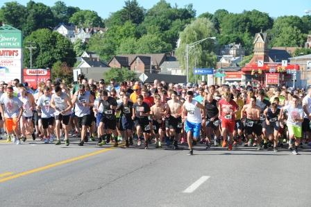 Dubois Community Days 5K Results