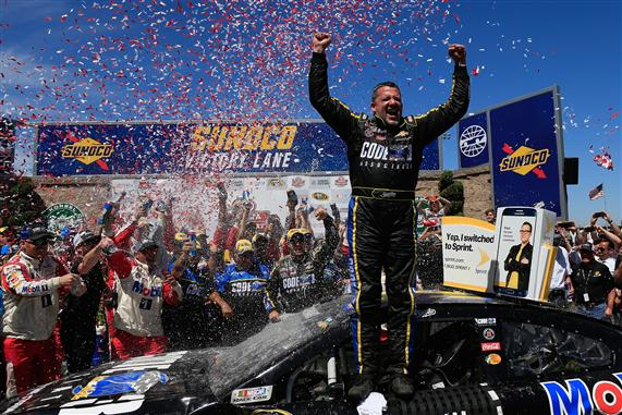 Parks Pit Report:  Toyota/Save Mart 350