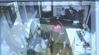 Suspects Climb Through McDonald's Drive-Thru, Rob Workers