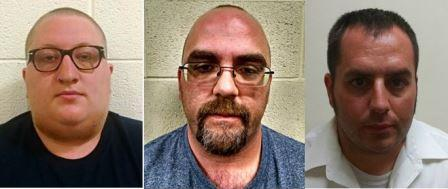 3 Suspected Online Predators Arrested; One Accused of Unlawful Contact with a Minor