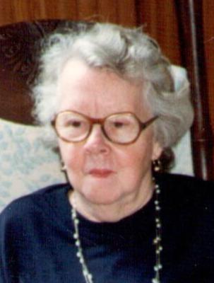 Obituary Notice: Mildred C. Pritchard