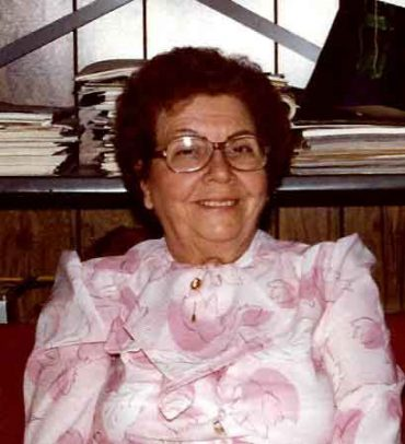 Obituary Notice: Elsie R. Penny